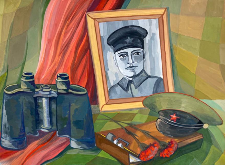 В ООО «КЗ «ЦВЕТЛИТ» прошел конкурс детских рисунков, посвященный 75-й годовщине Победы в Великой Отечественной войне
