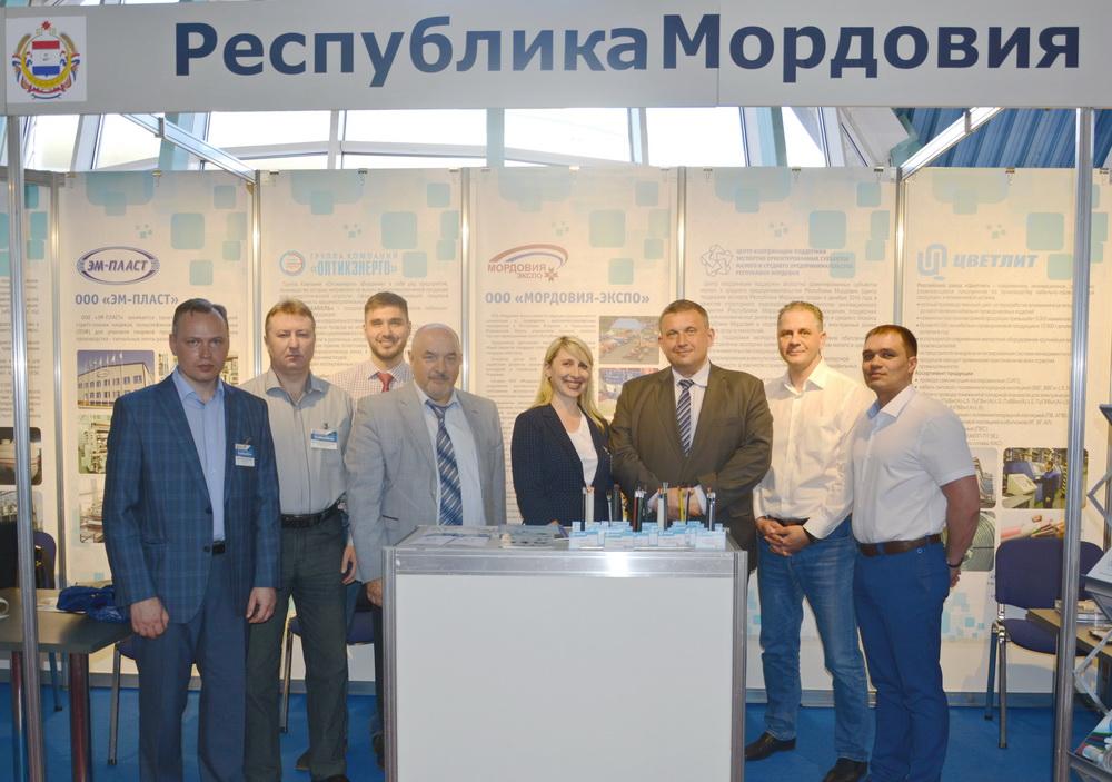 Завод Цветлит принял участие в работе Белорусского промышленного форума