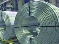 Однопроволочная алюминиевая секторная заготовка